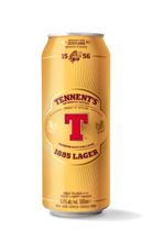 Tennent's 1885