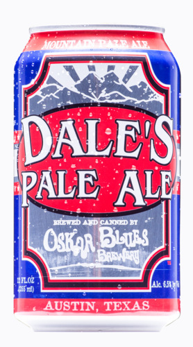 Oscar Blues Dale's Pale Ale
